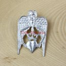 Winged Heart pewter badge 14th century