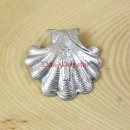 Scallop Shell Saint James pewter badge 1375