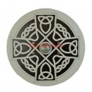 Round Shield Celtic Knot