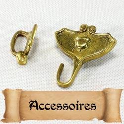 Mittelalterliche Accessoires für die Gewandung