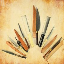 Knifes and Cutlery