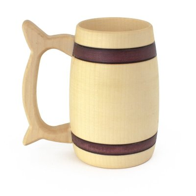 Wooden mugs and more