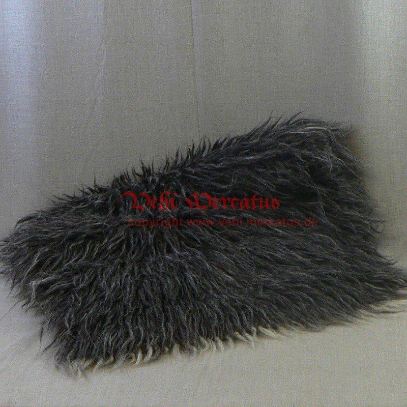 riesen handgewebte decke haithabu graubraun 210 x 220 cm 349 00 eur. Black Bedroom Furniture Sets. Home Design Ideas