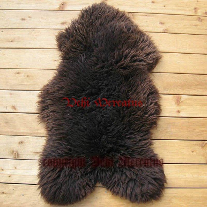 schaffell braun 39 00 mittelalter shop vehi mercatus. Black Bedroom Furniture Sets. Home Design Ideas
