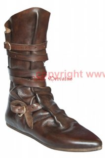 Stiefel 14. - 15. Jh