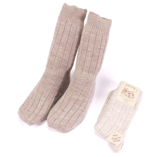 2 pairs wool socks fine knitted size 35-38